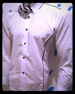 VSKA Shirts - New VSKA Shirt A Sexy Elegant Look